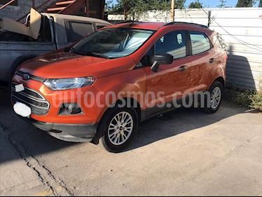 Ford Ecosport SE 1.6L usado (2014) color Naranja precio $5.990.000
