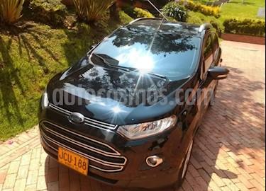 Ford Ecosport Titanium Aut  usado (2016) color Negro precio $43.000.000