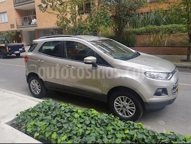 Ford Ecosport Titanium Aut  usado (2016) color Beige Rivera precio $21.600.000