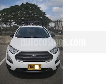 Ford Ecosport 2.0L FreeStyle  usado (2020) color Blanco Artico precio $65.000.000
