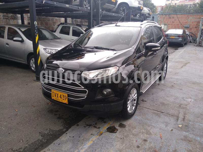Ford Ecosport 2.0L Titanium usado (2016) color Negro Ebano precio $45.500.000