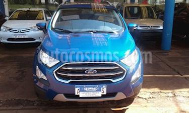 Foto venta Auto usado Ford EcoSport ECO SPORT 1.5 TITANIUM AUT L/18 (2018) color Azul precio $785.000