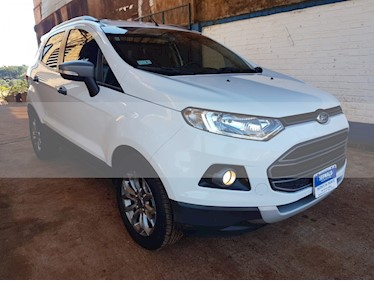 foto Ford EcoSport ECO SPORT 1.6 FREESTYLE L/13 usado (2015) color Blanco precio $485.000