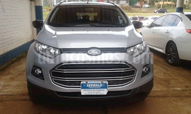 Foto venta Auto usado Ford EcoSport ECO SPORT 2.0 SE L/13 (2014) color Gris Plata  precio $528.000