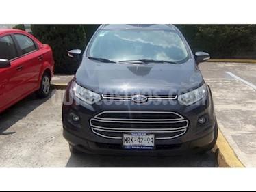 Foto venta Auto usado Ford Ecosport EcoSport 4x2 MT (2014) color Gris Oxford precio $170,000