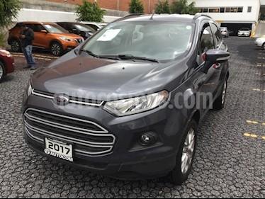 Foto venta Auto Seminuevo Ford Ecosport FORD ECOSPORT (2017) color Gris precio $249,000