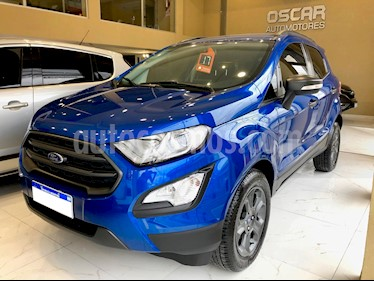 Foto venta Auto usado Ford EcoSport Freestyle 1.5L (2018) color Azul Electrico precio $629.000