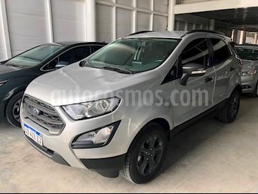 Foto venta Auto usado Ford EcoSport Freestyle 1.5L (2019) color Plata Estelar precio $955.000