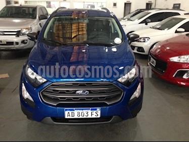 Foto venta Auto usado Ford EcoSport Freestyle 1.5L (2019) color Azul Electrico precio $840.000