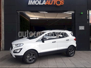Foto venta Auto Usado Ford EcoSport Freestyle 1.5L (2018) color Blanco Oxford precio $590.000
