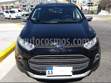 Foto Ford EcoSport Freestyle 1.6 usado (2016) color Negro precio $570.000