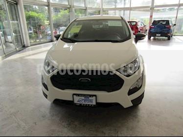 Foto venta Auto Seminuevo Ford Ecosport IMPULSE MT 1.5L (2018) color Blanco precio $297,800