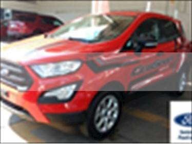 Ford Ecosport IMPULSE MT 1.5L usado (2018) color Rojo precio $270,000