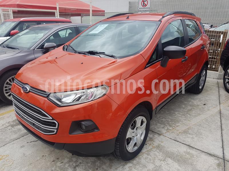Ford Ecosport SE Aut usado (2013) color Rojo Granada precio $145,000