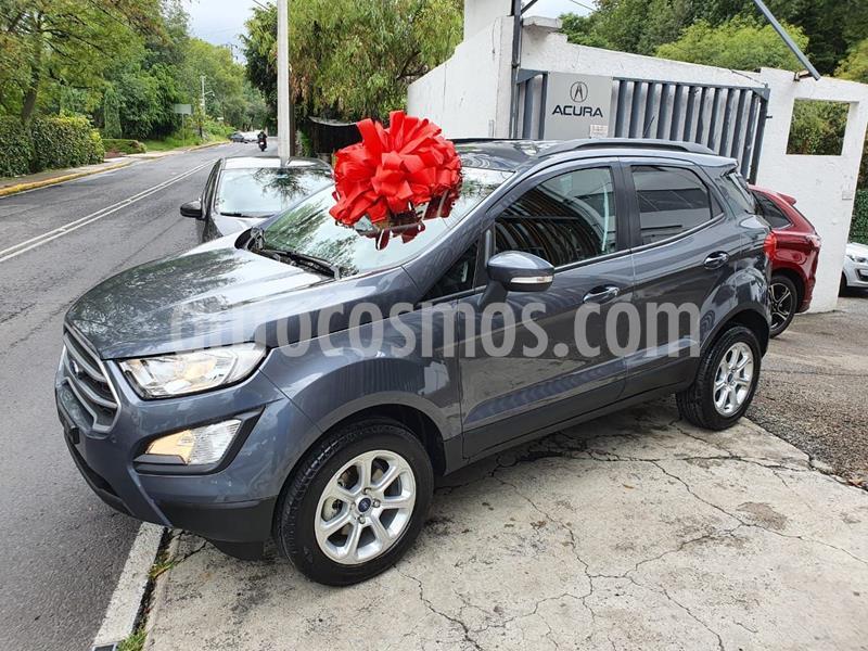 Ford Ecosport Trend Aut usado (2020) color Gris Oscuro precio $365,000