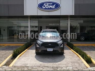 Ford Ecosport Elija una version usado (2020) color Gris Oscuro precio $359,500