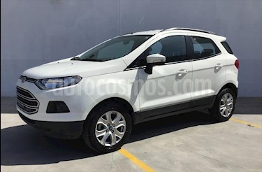 Ford Ecosport TREND AT usado (2017) color Blanco precio $220,000