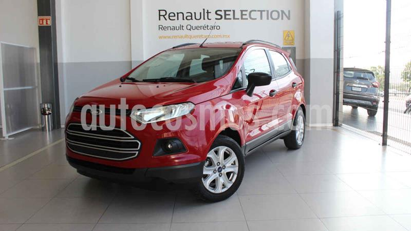 Ford Ecosport Trend usado (2013) color Rojo precio $163,000