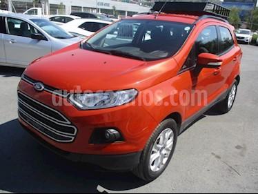 Ford Ecosport Trend Aut usado (2015) color Rojo precio $180,000