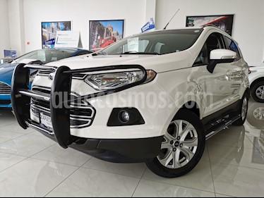 Ford Ecosport Trend usado (2015) color Blanco Diamante precio $195,000