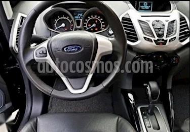 Ford Ecosport Titanium Aut usado (2016) color Gris precio $190,000