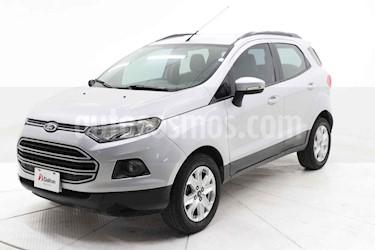 Ford Ecosport SE usado (2014) color Plata precio $179,000