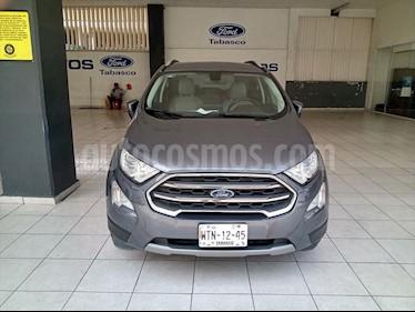 Ford Ecosport TITANIUM TA 2.0L usado (2018) color Gris precio $260,000