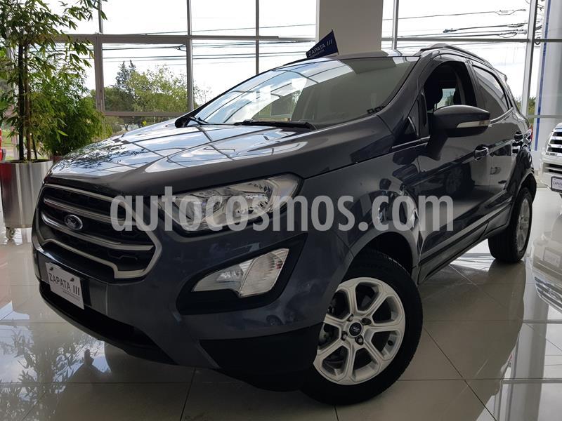 Ford Ecosport Trend usado (2018) color Gris Hierro precio $229,000