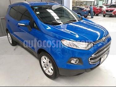 Ford Ecosport 5P TITANIUM L4/2.0 AUT usado (2015) color Azul precio $205,000