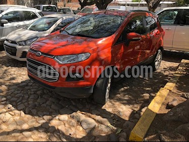 Ford Ecosport TREND AT usado (2016) color Naranja precio $209,000