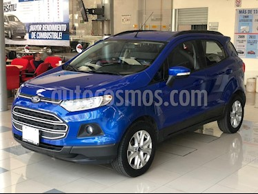 Ford Ecosport Trend Aut usado (2015) color Azul Dinamico precio $178,000