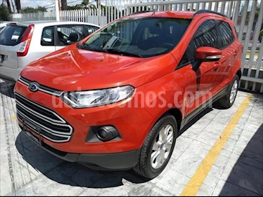 Ford Ecosport TREND AT usado (2016) color Naranja precio $220,000