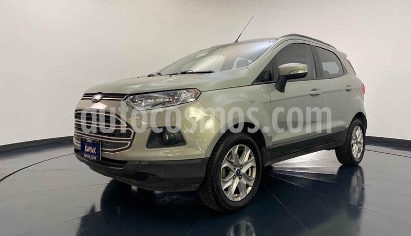 Ford Ecosport SE Aut usado (2014) color Plata precio $169,999