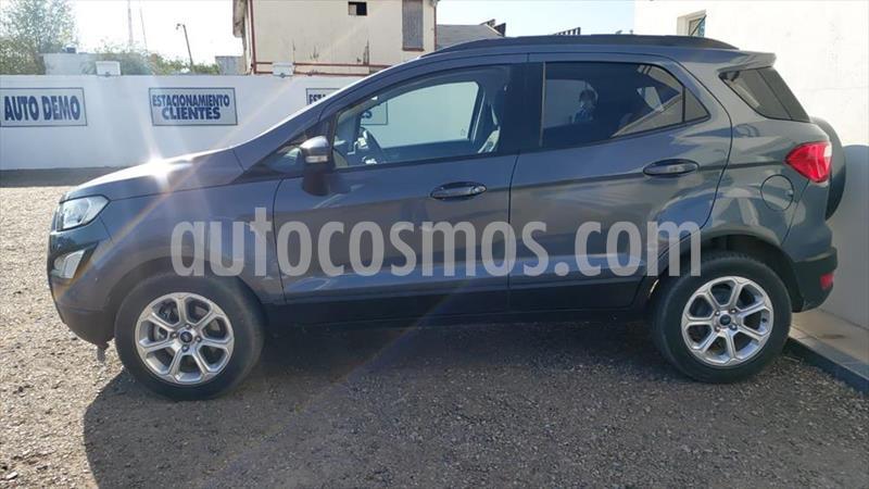 Ford Ecosport Trend Aut usado (2018) color Gris Oscuro precio $260,000