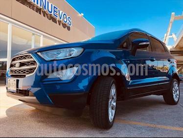 Ford Ecosport TITANIUM TA 2.0L usado (2018) color Azul Electrico precio $308,000