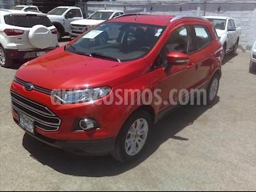 Ford Ecosport TITANIUM AT usado (2017) color Rojo precio $228,000