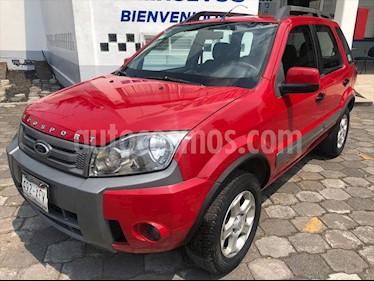 Ford Ecosport 2.0 4X2 AT TELA usado (2011) color Rojo precio $124,500