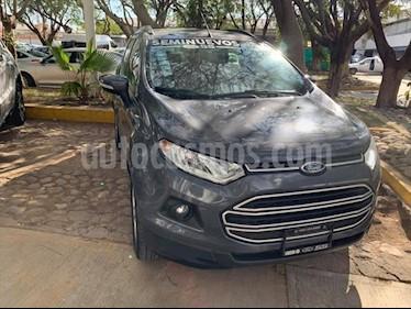 Ford Ecosport Trend Aut usado (2016) color Gris precio $220,000