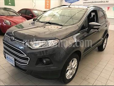Ford Ecosport Trend Aut usado (2017) color Gris precio $235,000