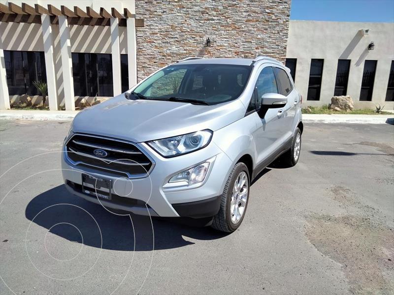 Foto Ford Ecosport Titanium Aut usado (2019) color Gris precio $340,000