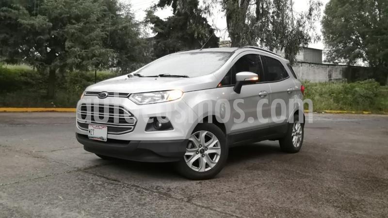 Ford Ecosport Trend Aut usado (2016) color Plata Dorado precio $199,000