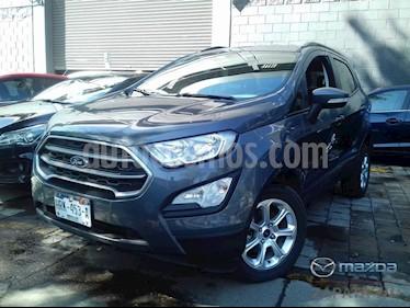 Ford Ecosport Trend usado (2018) color Gris Hierro precio $275,000