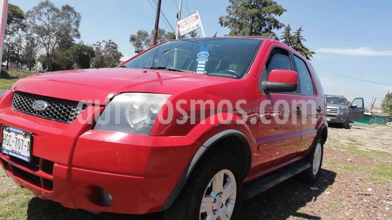 Ford Ecosport 4x2  usado (2007) color Rojo precio $82,000
