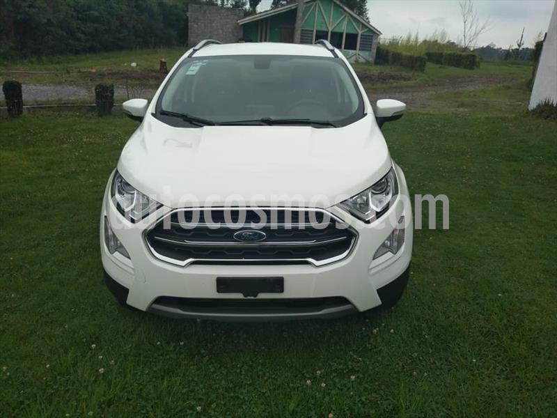 Ford Ecosport Titanium Aut usado (2019) color Blanco precio $299,000