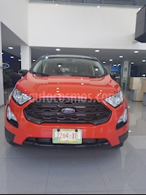 Ford Ecosport Titanium Aut nuevo color Rojo Racing precio $423,400