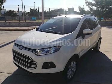 Ford Ecosport Trend Aut usado (2016) color Blanco precio $189,000