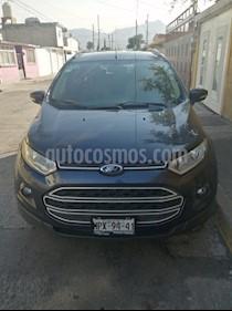 Ford Ecosport Trend Aut usado (2014) color Negro precio $155,000