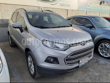 Ford Ecosport TREND MT usado (2017) color Plata precio $220,000
