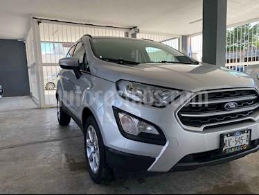 Ford Ecosport Trend Aut usado (2018) color Gris precio $255,000
