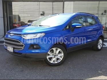 Ford Ecosport SE Aut usado (2014) color Azul precio $158,000